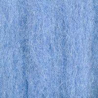 Шерсть для валяния полутонкая 100%, 100 гр. (0300 св.голубой)