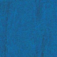 Шерсть для валяния мериносовая тонкая 100%, 100 гр. (0331 морская волна)