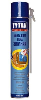 TYTAN ПУ монтажная пена пистолетная STD ЗИМНЯЯ