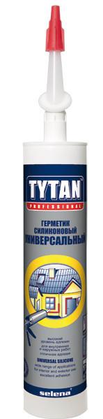 TYTAN универсальный силикон бел 12 шт в коробке