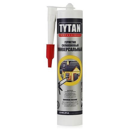 TYTAN универсальный силикон бел КНР 12 шт в коробке, фото 2