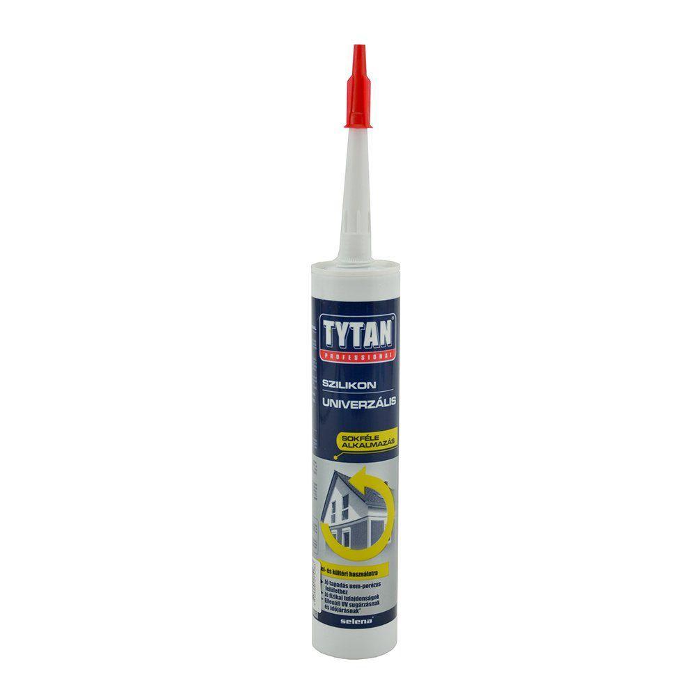 TYTAN универсальный силикон серый