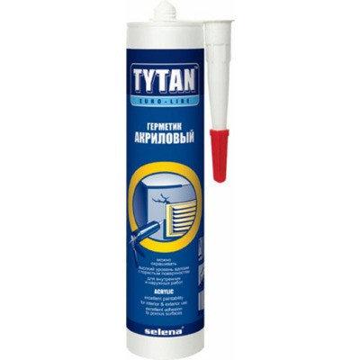 TYTAN санитарный силикон бел, фото 2