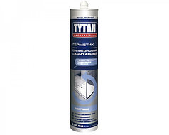 TYTAN санитарный силикон бесц 12 шт в коробке