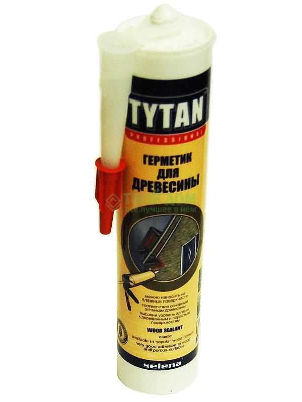 TYTAN герметик для древесины сосна
