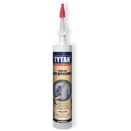 TYTAN герметик для древесины махагон, фото 2