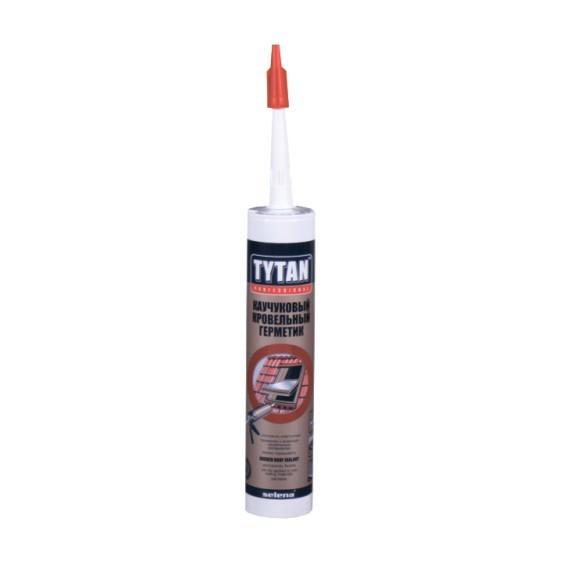 TYTAN каучуковый герметик для кровли красный 12 шт в коробке