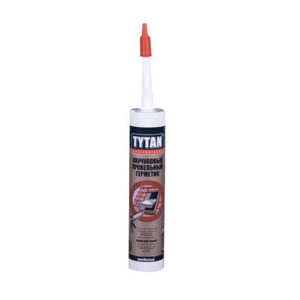 TYTAN каучуковый герметик для кровли красный 12 шт в коробке, фото 2