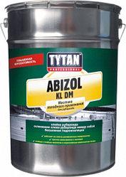 ABIZOL KL DM мастика холодного применения для рубероида KL DM