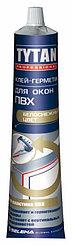 TYTAN клей-герметик для Окон и ПВХ белый