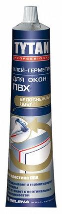 TYTAN клей-герметик для Окон и ПВХ белый, фото 2