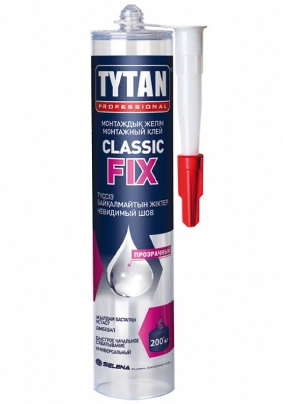 TYTAN монтажный клей ClASSIC FIX