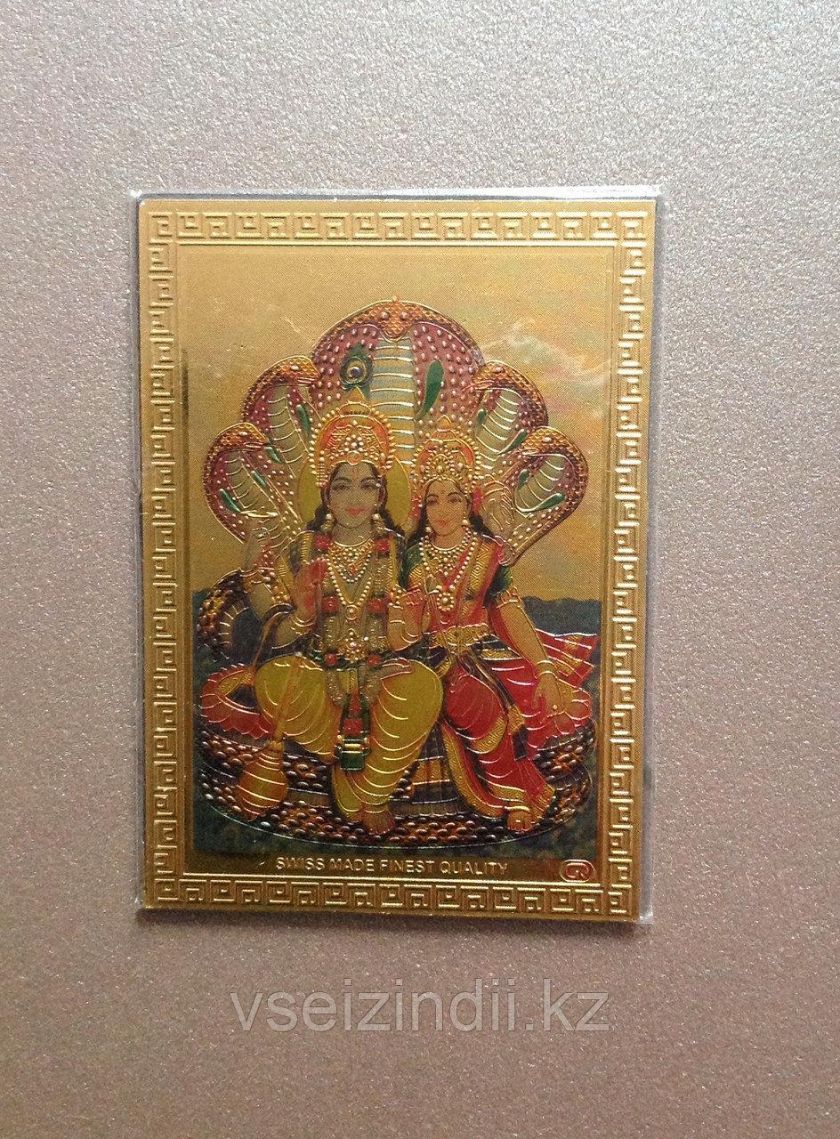 Магнит-сувенир, Кришна и Радхарани
