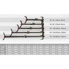 Слайдер Konova K5 длиной 80 см, фото 3