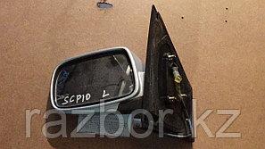 Зеркало левое Toyota Vitz