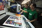 Heidelberg SM 74-5 P+L б/у 2006г - 5-красочная печатная машина c лаковой секцией, фото 2