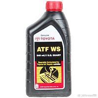 Масло для автоматических коробок передач Toyota ATF WS (00289-ATFWS) 0,946л