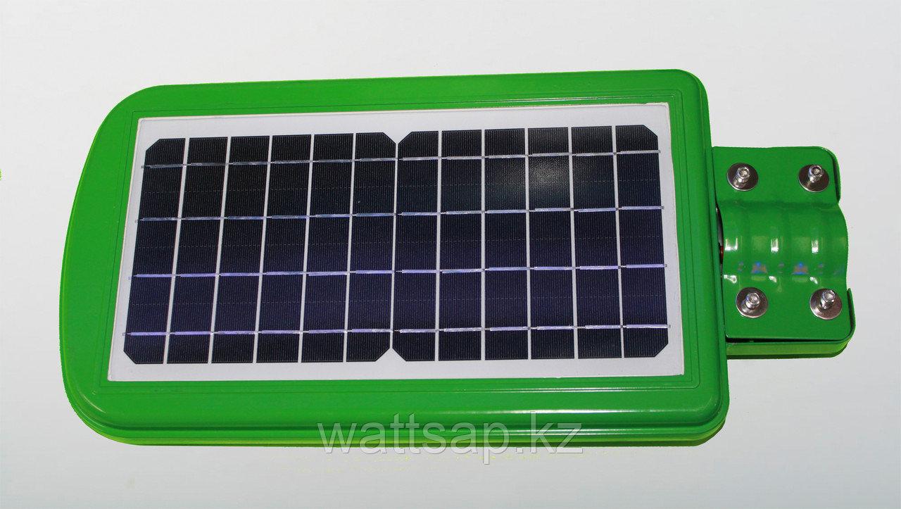 Прожектор на солнечных батареях Zesol 20 W с датчиком движения