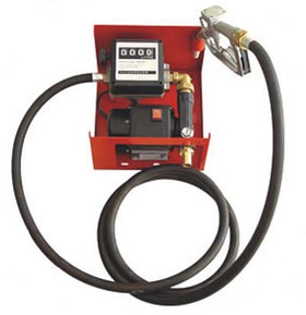 Мобильная топливораздаточная колонка (мобильная ТРК ETP-60)