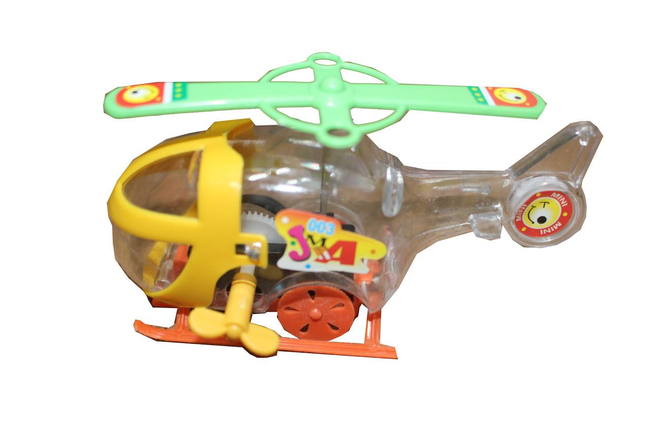 Вертолетик заводной 003