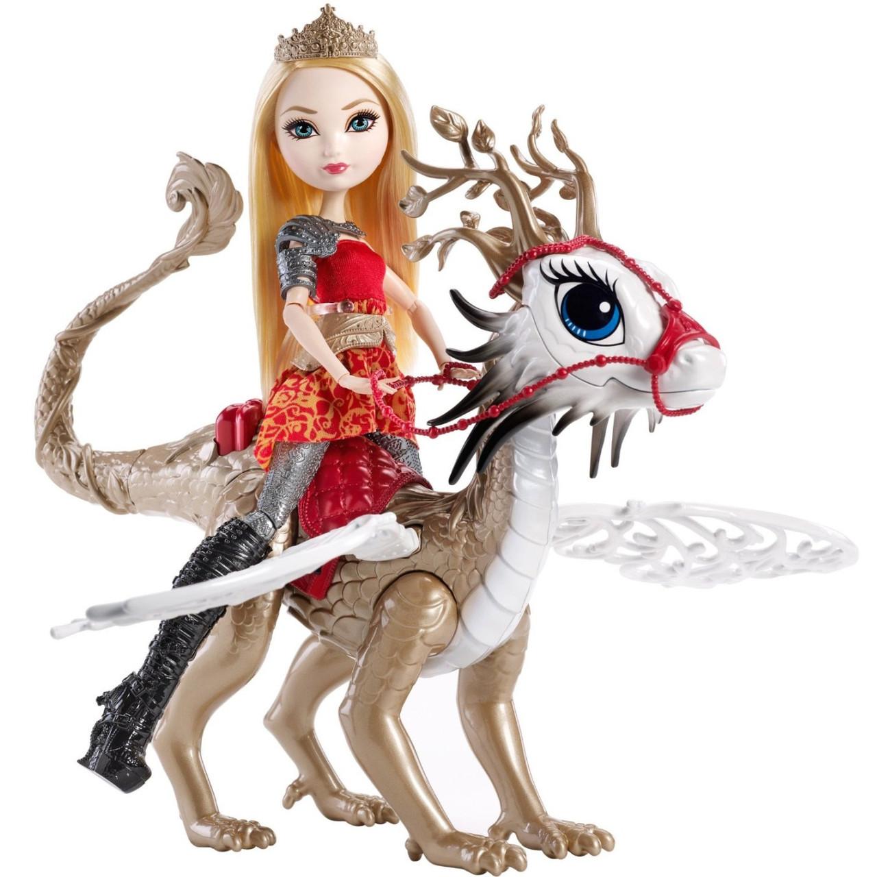 Кукла Эппл Вайт - Игры Драконов, Школа Долго и Счастливо