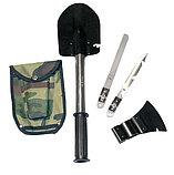 Туристический набор 4 в 1 (лопата/нож/пила/топор), фото 2