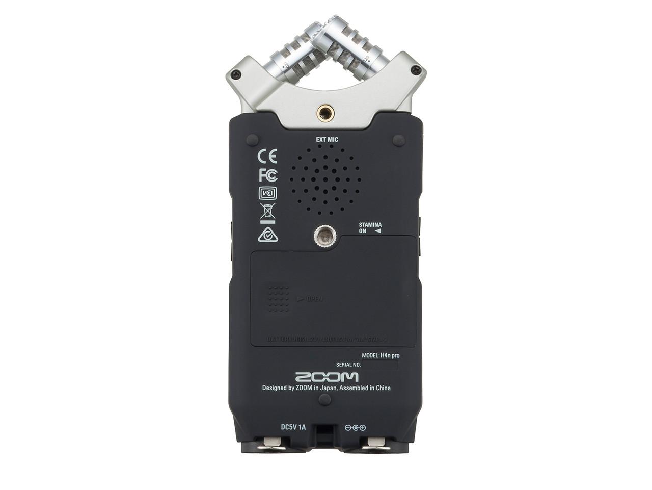 Профессиональный аудиорекордер Zoom H4n Pro - фото 2
