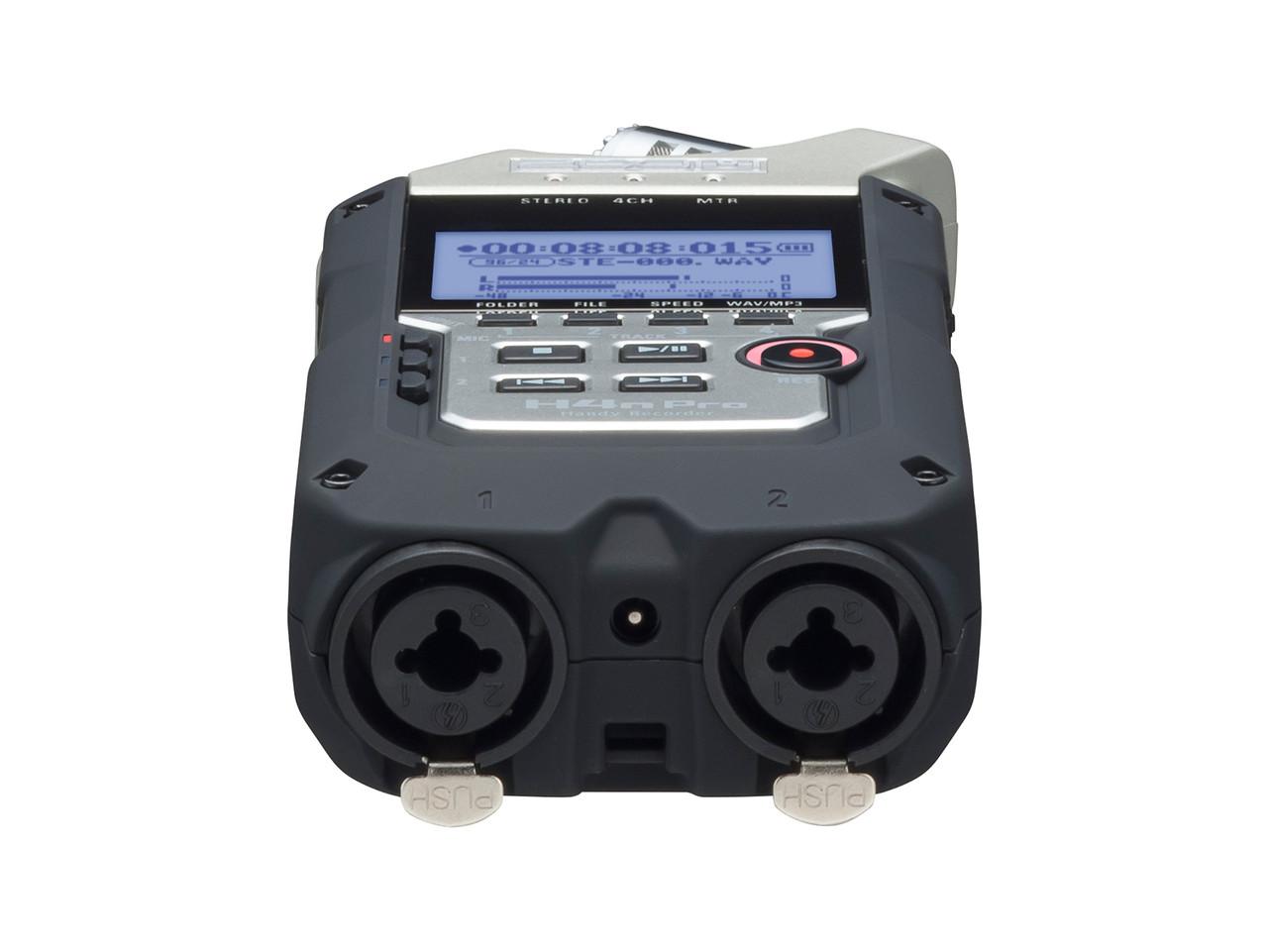 Профессиональный аудиорекордер Zoom H4n Pro - фото 4