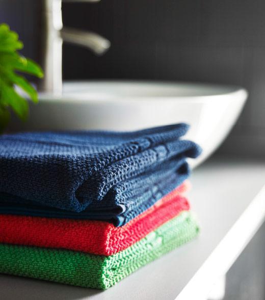 Текстиль для ванной