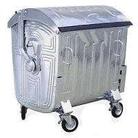 Оцинкованные контейнеры для ТБО (Мусора) 120-1100 литров!