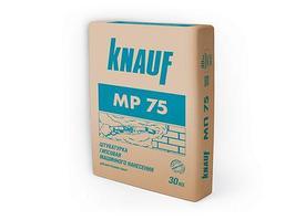 Штукатурка гипсовая машинного нанесения КНАУФ-МП 75 25 кг