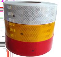 Светоотражающая лента в Атырау (50м х 5мм) 3М Scotchlight 983 Красная