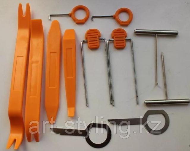Инструменты для разборки салона авто