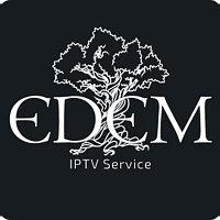 Эдем TV - приставка с пакетом более 300 каналов IPTV