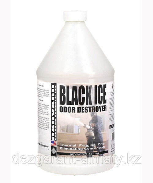 Разрушитель запахов Harvard Черный Лед (3,8 л)