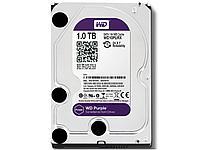 1Tb Жесткий диск HDD  WD SATA-III  WD10PURX 3.5 Накопители WD Purple