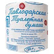 """Туалетная бумага """"Павлодарская"""" 32м"""