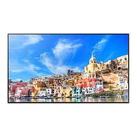 SAMSUNG QM85D, UltraHD, рекламный, яркость 500 Кд/м2, 3840 x 2160 (16:9), 24/7, Антиблик 25%