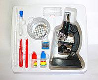 Микроскоп детский 75х-150x-400x-600х-900х-1200x
