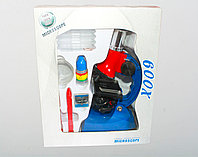 Микроскоп детский 100х-300x-600x