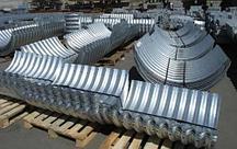 Металлические гофрированные конструкции