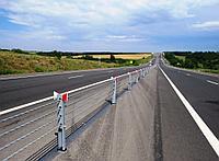 Тросовое дорожное ограждение (ТДО), фото 1