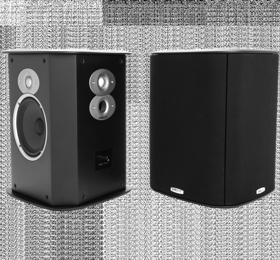 Тыловая акустика Polk Audio FXi A6 ЧЕРНЫЙ