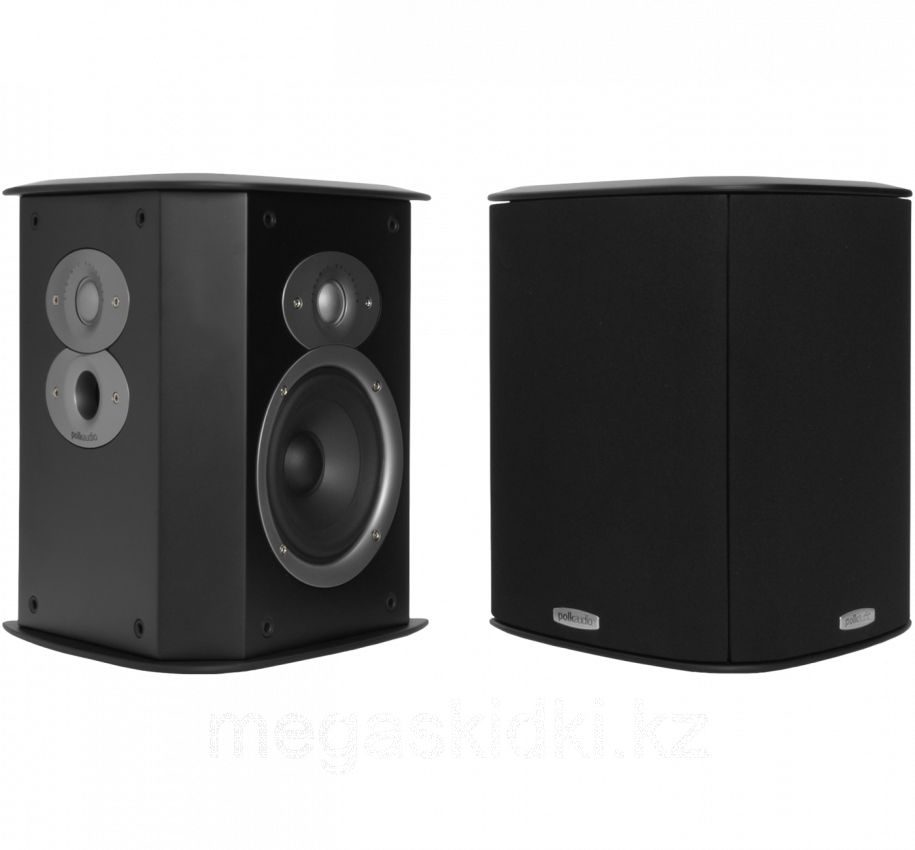 Тыловая акустика Polk Audio FXI A4 ЧЕРНЫЙ