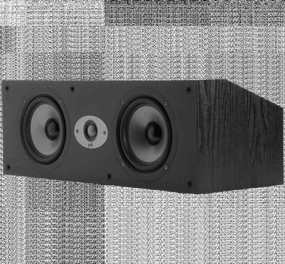 Центральный канал Polk Audio TSx250C ЧЕРНЫЙ