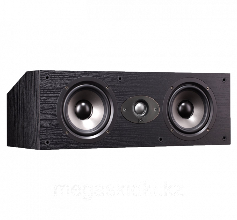 Центральный канал Polk Audio TSx150C ЧЕРНЫЙ