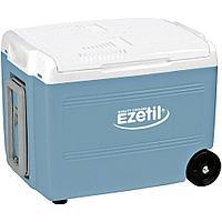 Холодильник EZETIL E-40M (40л.)(Delta T=17ºС)(12/230V)-синий/белый R 30445