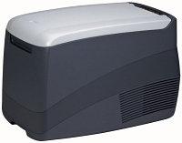 Холодильник-морозильник EZETIL EZC-35 (35л.)(от +10ºС до -18ºС)(12/24V)-серый R 30468