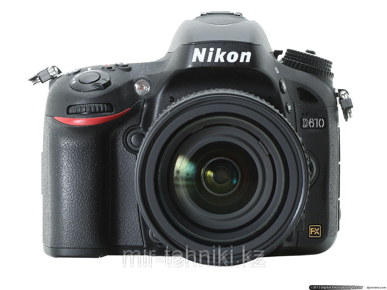 Фотоаппарат Nikon D610 Kit AF-S 24-85mm f\3,5-4,5 G ED VR