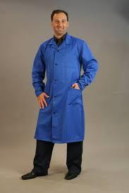 Мужской рабочий халат